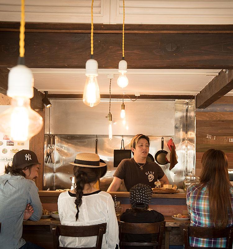 Hang Loose   葉山・横須賀のカフェハンバーガーショップ